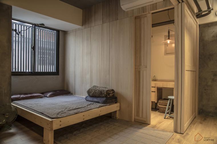 台北內湖复古工业风公寓
