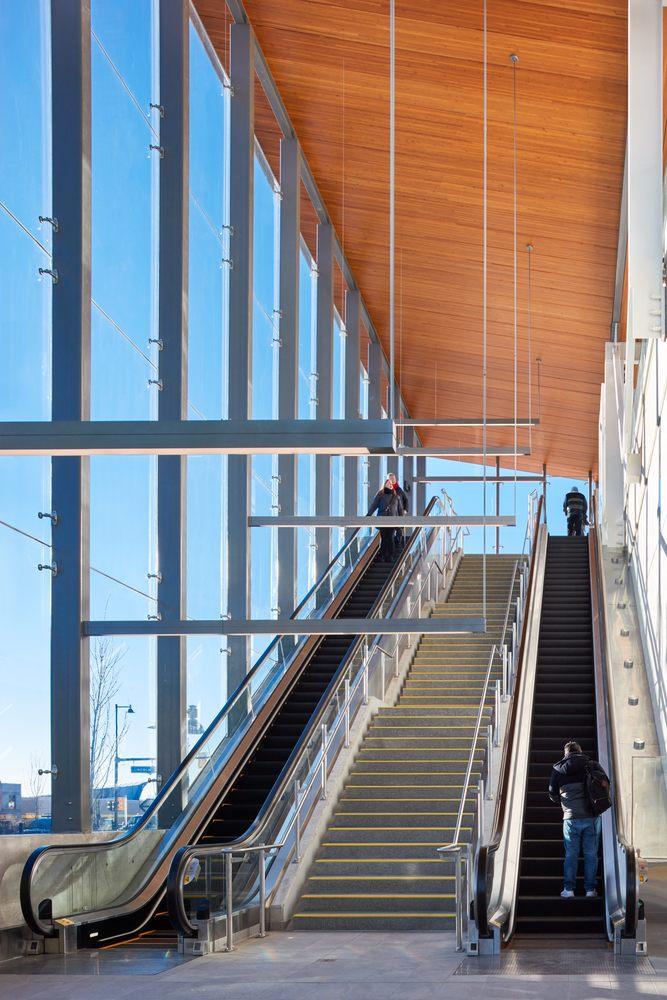 加拿大长青线车站-10