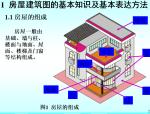 建筑工程图基本知识讲义PPT(共46页,图文)