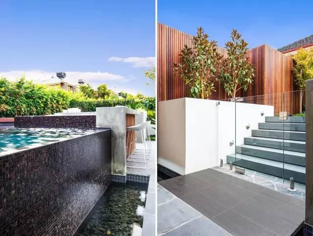 赶紧收藏!21个最美现代风格庭院设计案例_16