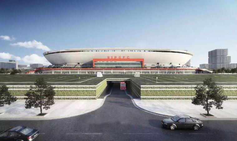 浦东足球场设计方案获批!计划2021年完工_4