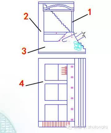 梁桥、拱桥桥台构造类型及其构造特点_23