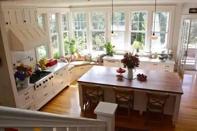 各式功能,样式的飘窗装修,有它家的风格立马不一样!