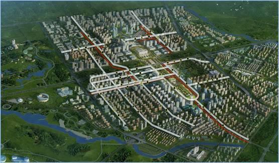 在城市地下综合管廊项目中应用矩形顶管技术