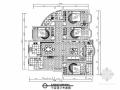欧式风格四居室公寓装修图(含效果图)