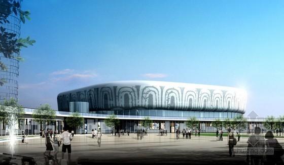 援外体育场工程施工组织设计方案