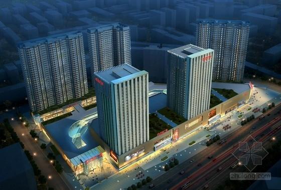 [吉林]知名商业综合体建筑外立面设计方案文本