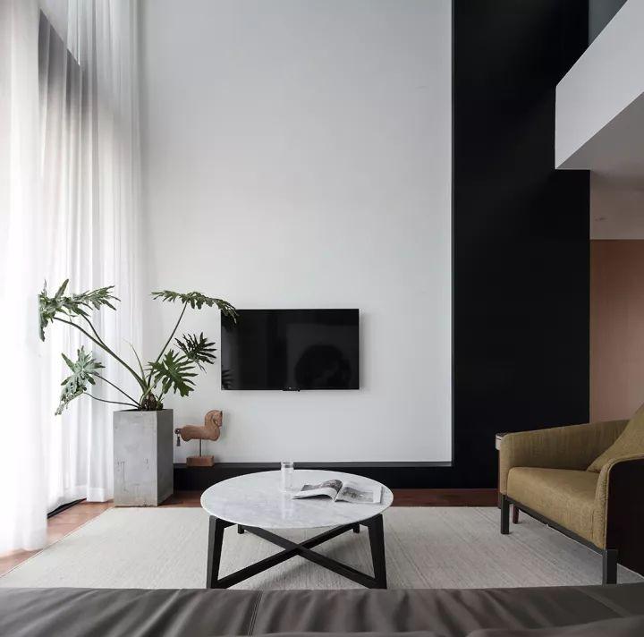 2018年电视背景墙流行这样设计~_30