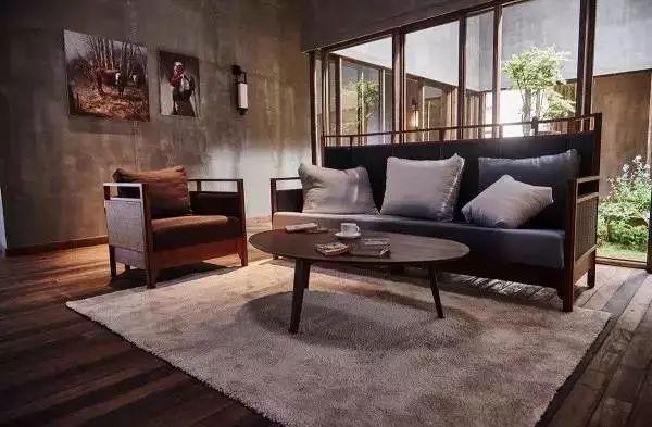 中式家具的现代style,你有见过么