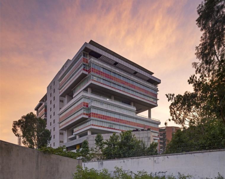 Mindtree校园综合体案例(印度)
