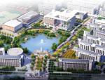 """[江苏]""""江南书院""""自然生态大学校园景观规划设计方案"""