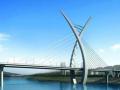 泸州市6套龙透关大桥的设计方案,简洁而大气磅礴!