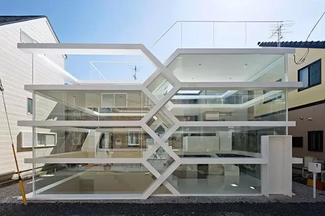 创意还是奇葩?来看看日本这些让人眼前一亮的建筑!_16