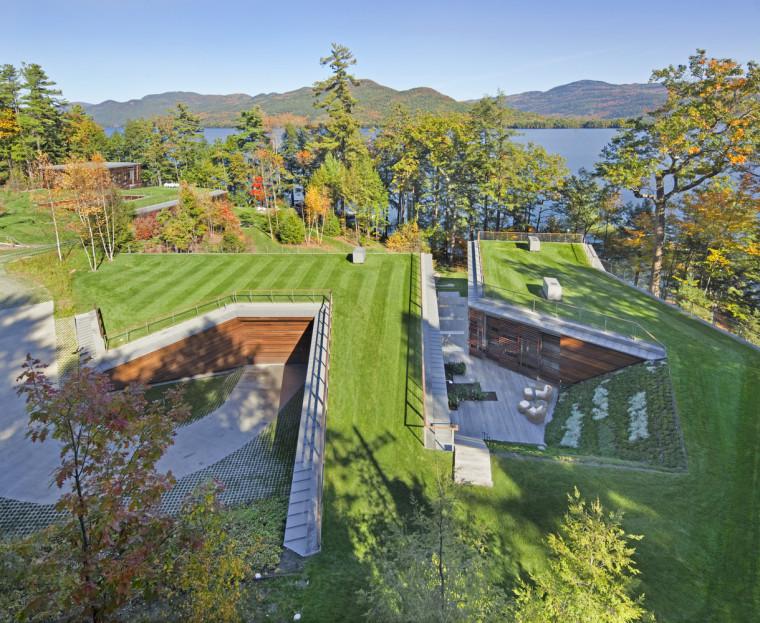 绿色屋顶设计赏析
