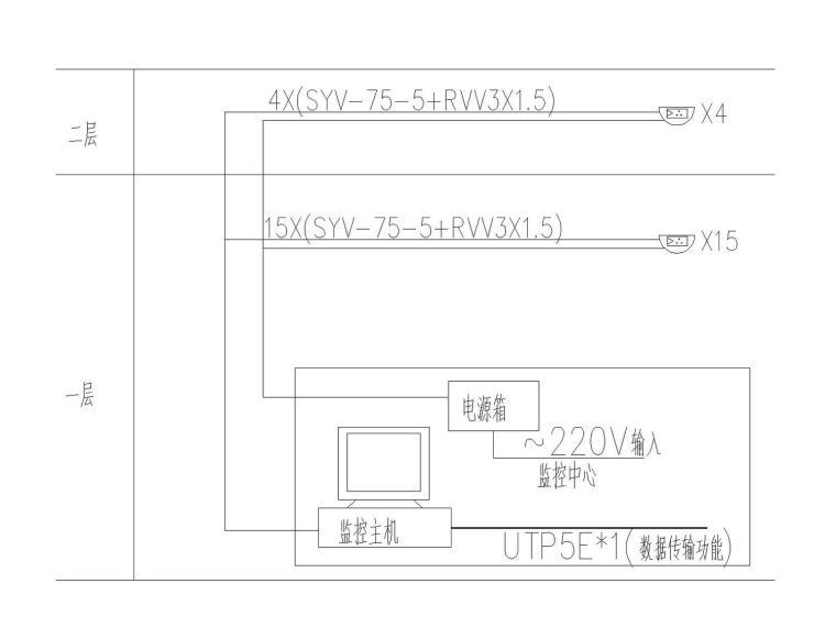 2013.08.14惠州建曙棕榈园会所弱电图-Model4.jpg