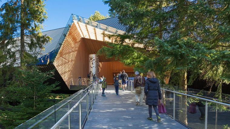 加拿大audain艺术博物馆