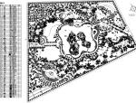 园林各类绿地景观设计CAD平面图346套(赠送CAD素材图库)