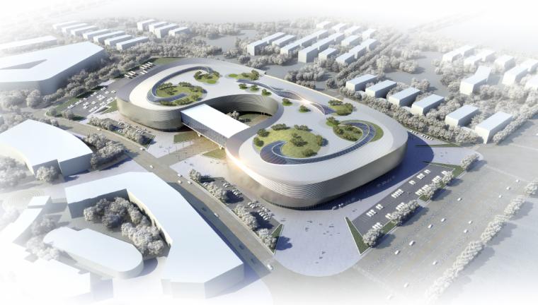 [山东]济南大型商业综合体建筑方案设计文本