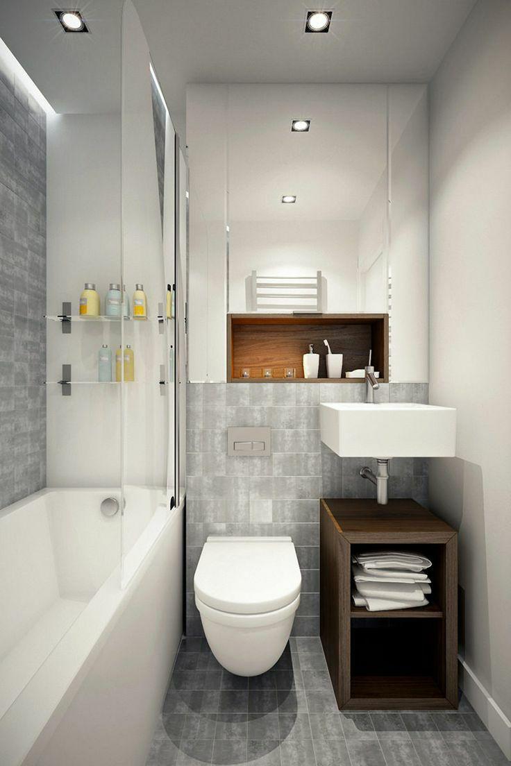 卫生间无法四室分离?这20个干湿分离方案很受欢迎!_5