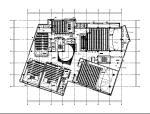 [上海]全套详细完整的影院设计施工图