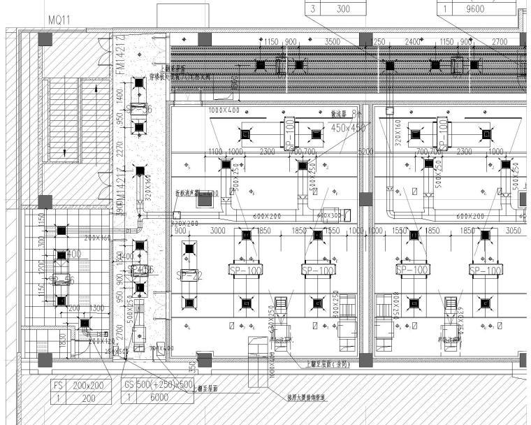 imax电影院施工图资料下载-北京某电影院暖通施工图