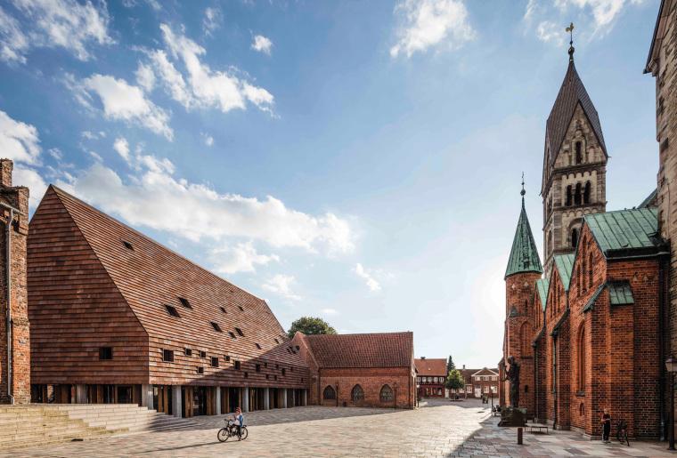 丹麦Kannikegården 议会中心