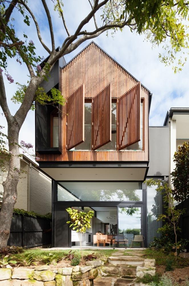 悉尼道尔斯家庭住宅