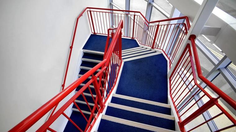 板式楼梯平法施工图识读