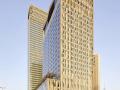 Gensler 新作'科威特四季酒店',阿拉伯传统格窗细节展现高端品