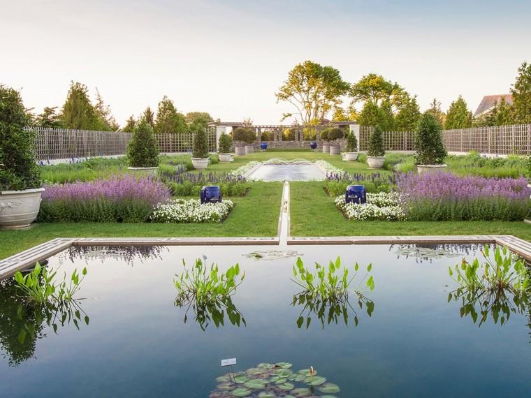 美国的蓝色花园