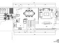 欧式风别墅空间设计施工图(附效果图+软装配置)