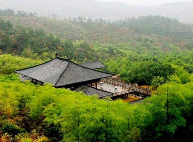 [浙江]湖州顾渚山茶文化旅游区景观概念规划方案(农业生态园)