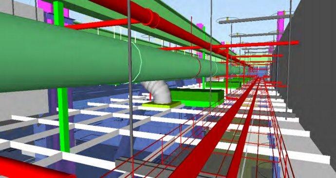 BIM技术在铝模深化设计中的应用