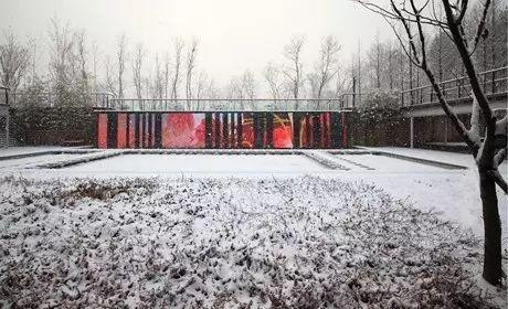 西首尔湖公园景观设计(生态公园景观设计)