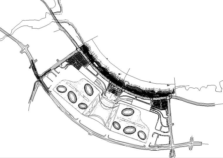 [重庆]悦来滨水公园景观设计全套施工图