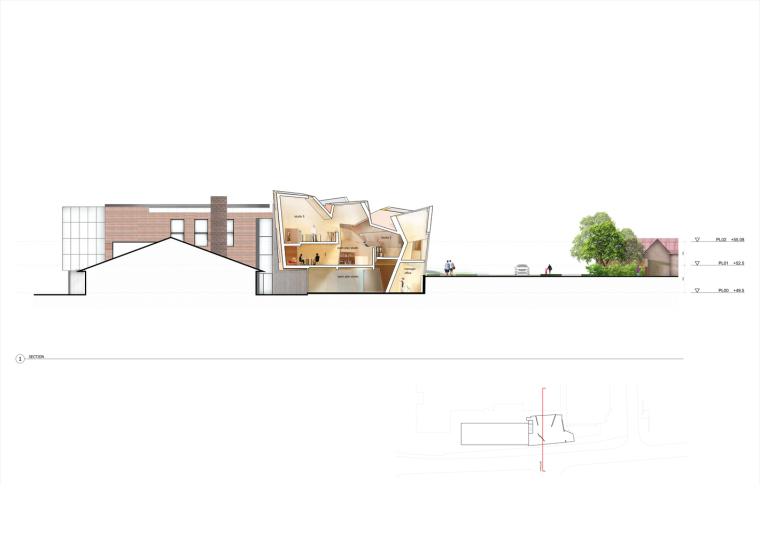 伯恩茅斯艺术大学创意中心-11