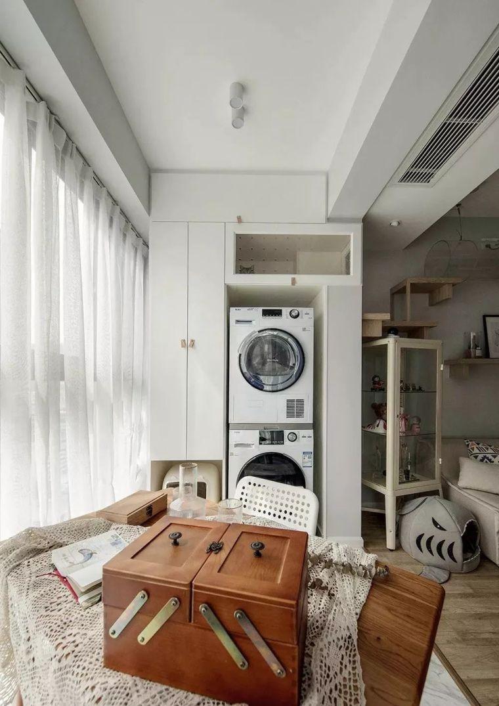 阳台装洗衣柜,为什么越来越流行?