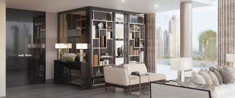 """迪拜造了""""天空中的别墅"""",最小户型300平米,顶层复式卖3.4亿_46"""
