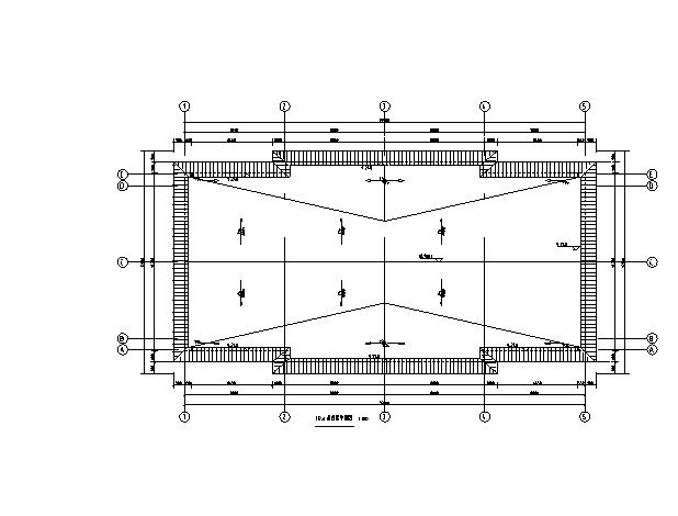 [辽宁]18栋商贸楼建筑施工图(含机电——结构图纸)_10