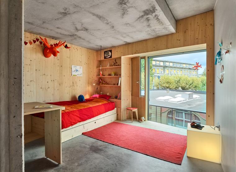法国斯特拉斯堡办公室与住宅建筑-18