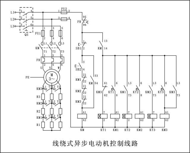 电工必懂的7张电路图,全看懂的给你点个赞!_2