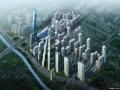 [广东]深圳大冲旧城改造城市综合体规划设计