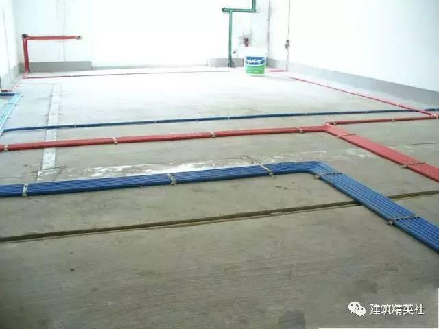 水电安装施工现场验收标准60点