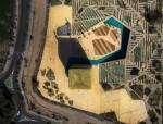 """西班牙如稻草堆般的""""Vegas Atlas""""会展中心及会堂"""