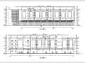 大型多层商场建筑设计施工图(CAD)