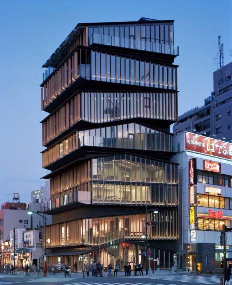 建筑师隈研吾:我讨厌纯粹,我尝试创造一种新形式的嘈杂