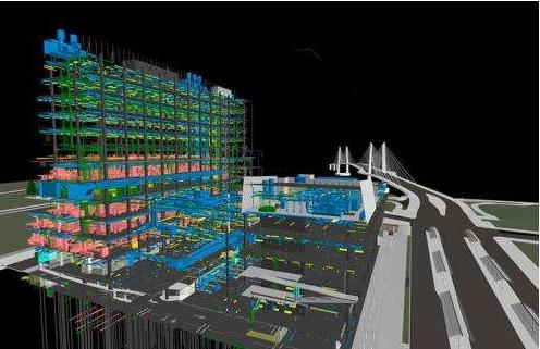 运用PDMS软件在城市综合管廊建设中实现BIM应用