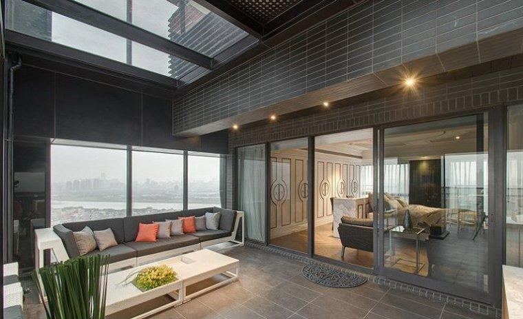 台湾新古典风住宅-2