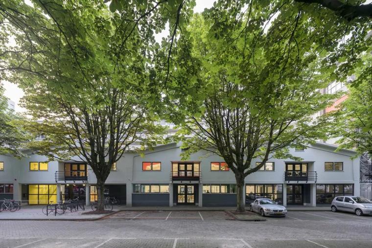 办公空间概念设计汇报资料下载-MVRDV鹿特丹办公室│MVRDV建筑事务所