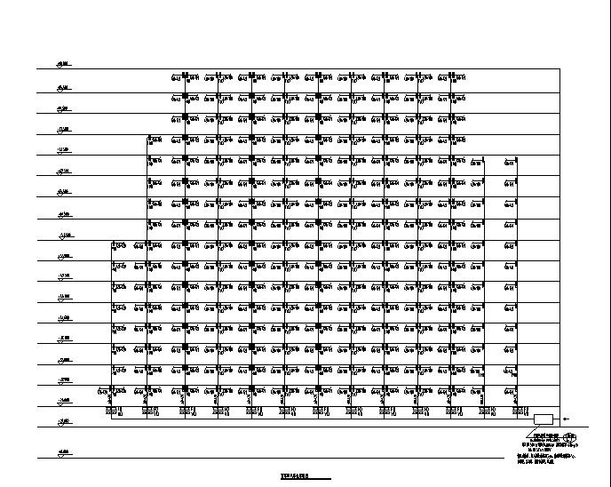 [浙江]高层建筑空调通风系统施工图(含负荷计算人防设计)